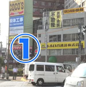 1三ノ輪駅大関横町