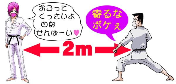 2メートル